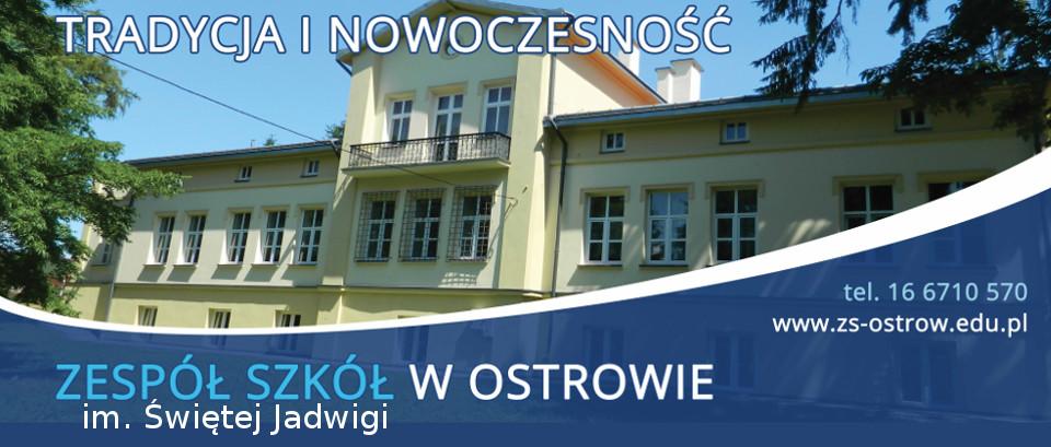 Zespół Szkół w Ostrowie